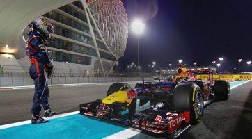 Abu Dhabi F1 Grand Prix 2018